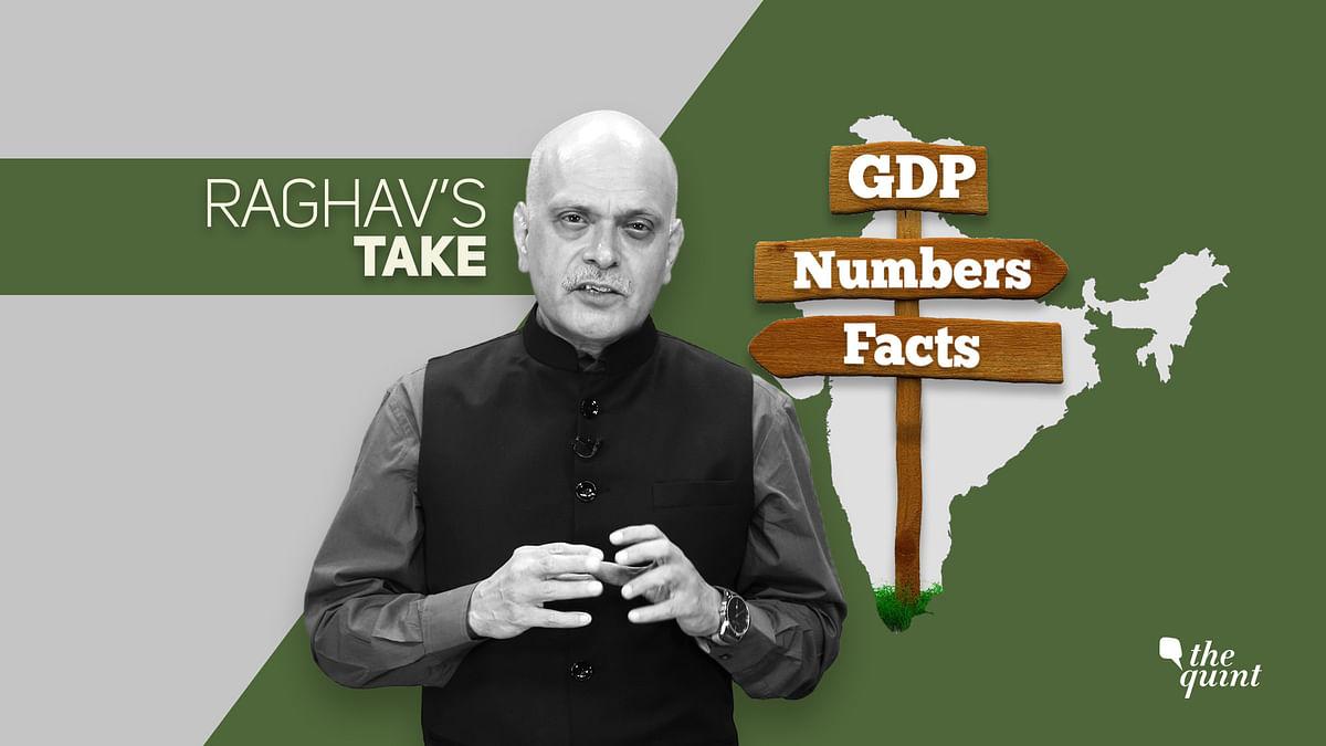 Dear PM Modi, GDP is Gross Economic Jumla for Campaign 2019