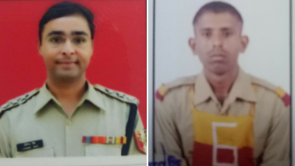 Assistant Commandant Shri Jitender Singh and Constable Hansraj were martyred in J&K's Samba on Tuesday, 12 June.