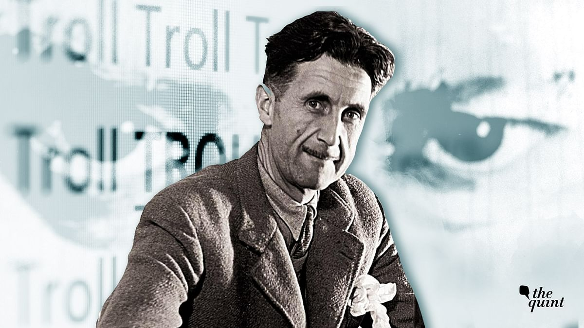 Dear Trolls, Please Turn a Few Pages of George Orwell's 1984