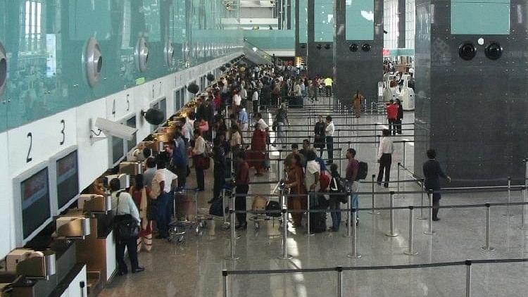 Bengaluru's Kempegowda International Airport. Image used for representational purposes.