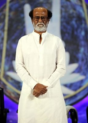 Actor Rajinikanth. (File Photo: IANS)