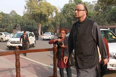Arun Jaitley. (File Photo: IANS)