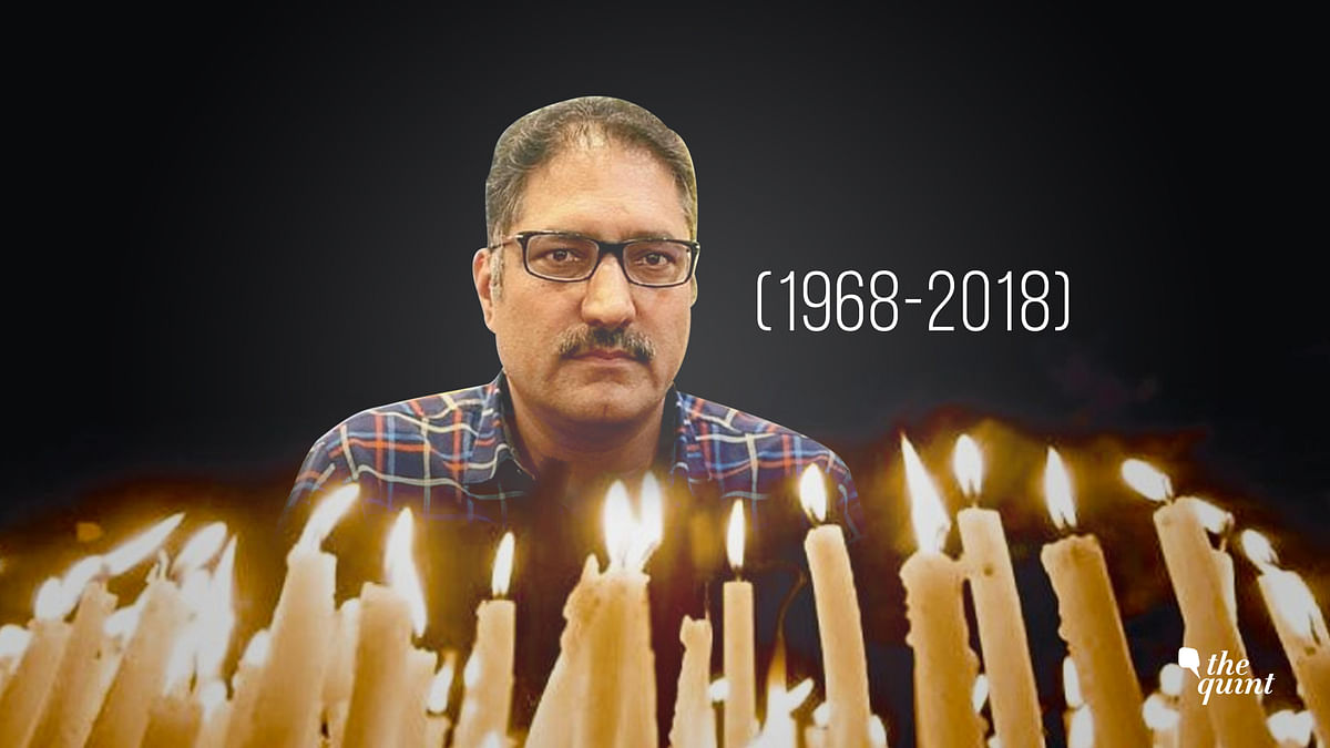 Shujaat Bukhari's Colleague Pays Homage to the Fearless Journalist