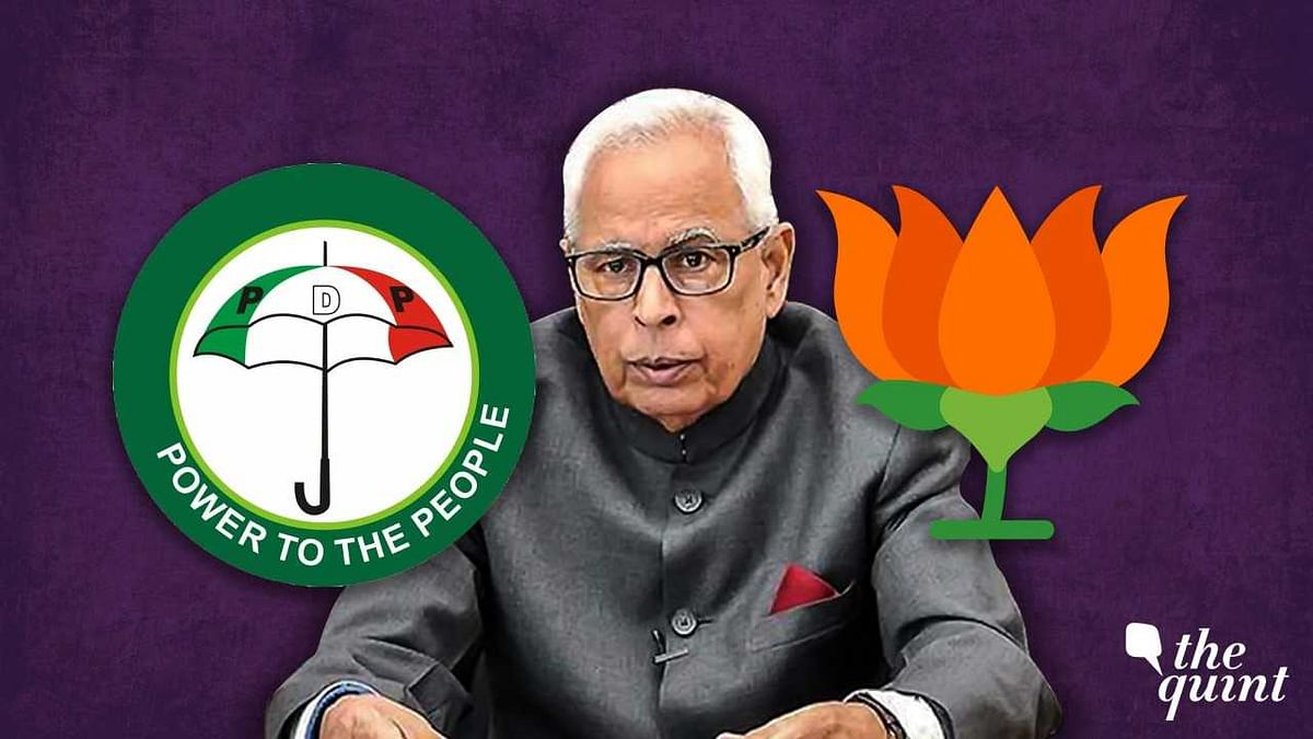 No Kashmiri in Governor Vohra's Top Team, But That Doesn't Matter