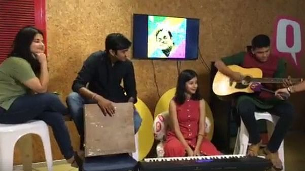 <b>The Quint</b> took on some classics this World Music Day