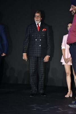 Actor Amitabh Bachchan. (Photo: IANS)