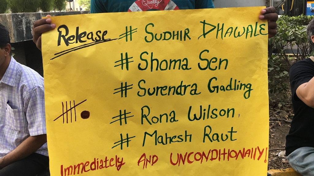 5 Activists Arrested for Bhima Koregaon Violence, Citizens Protest