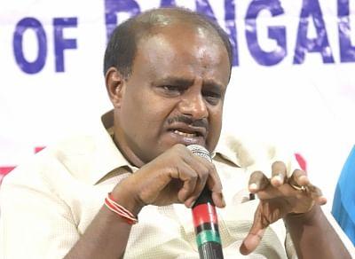 HD Kumaraswamy.