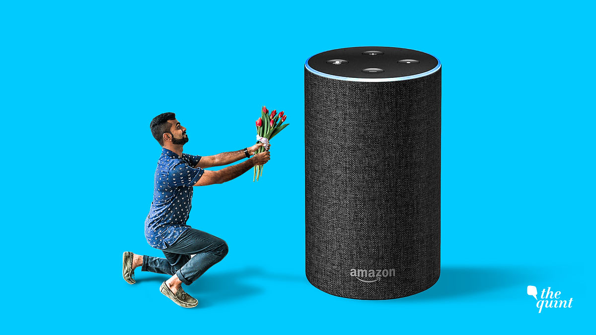It Was Just Me & Alexa in a Hotel Room! And I Played It Smart