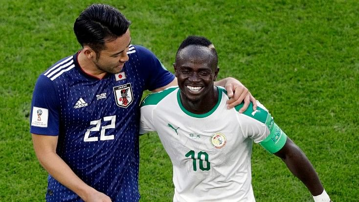 FIFA World Cup 2018: Senegal, Japan Play Out A 2-2 Thriller