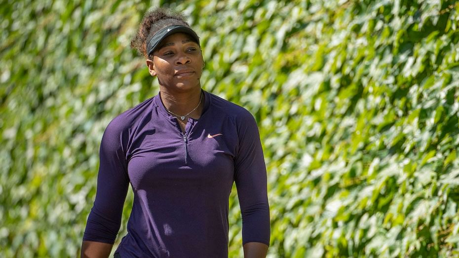 Serena Williams was named as the 25th seed for Wimbledon 2018.