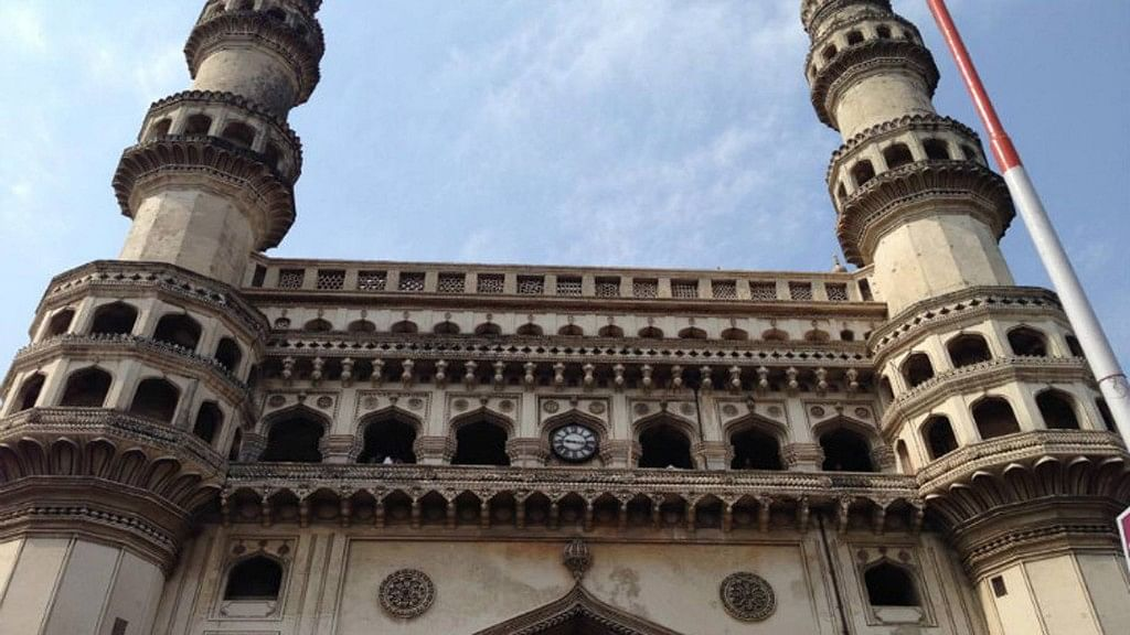 NTPC Adopts Charminar Under Swachh Iconic Places Projects