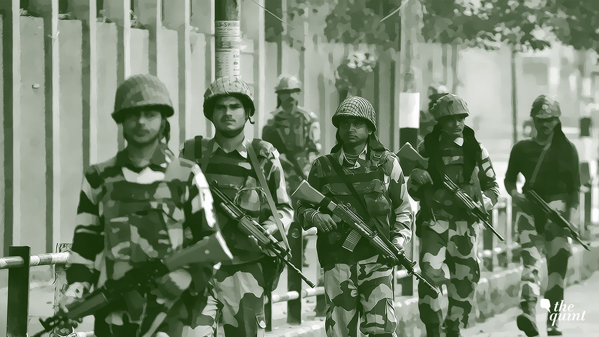 Is the BSF Fighting Its Own Private War in Jammu & Kashmir?