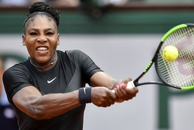 Serena Williams. (Xinhua/Chen Yichen/IANS)