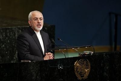 Iranian Foreign Minister Mohammad Javad Zarif. (Xinhua/Li Muzi/IANS)