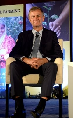 United Nations Environment head Erik Solheim. (Photo: IANS)