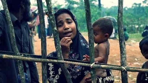 I Visited the Rohingya Camps In Myanmar and Here's What I Saw