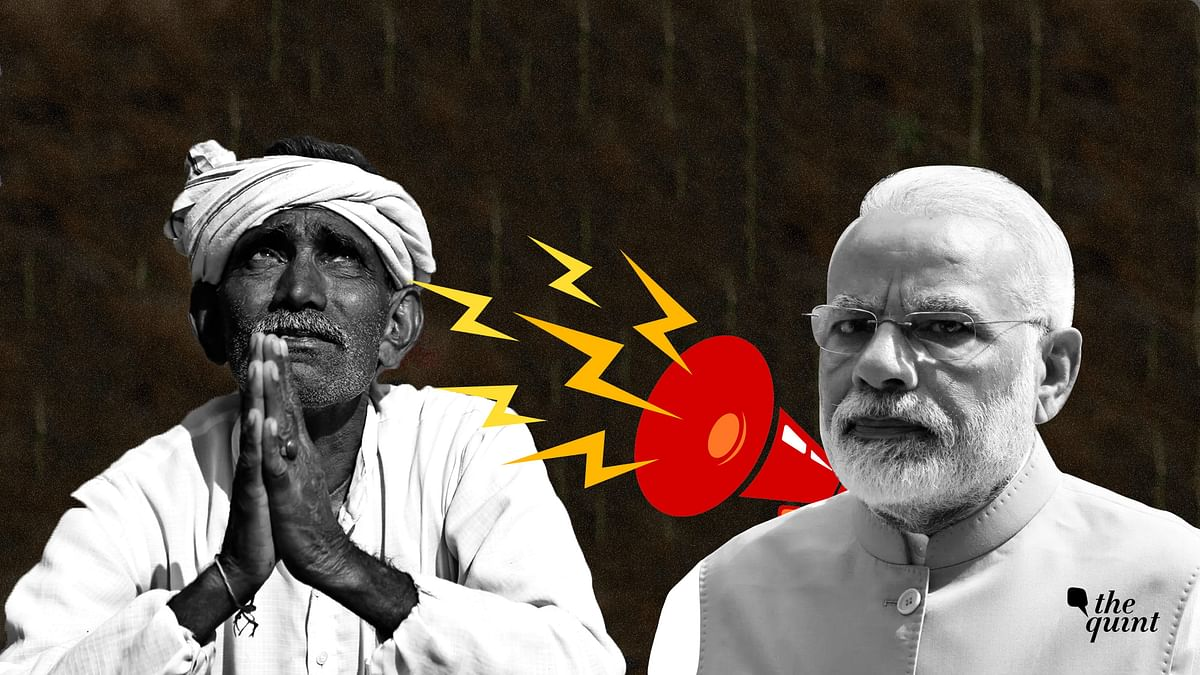In Modi's Sanitised Show, Farmers Were Reduced to Marketing Props