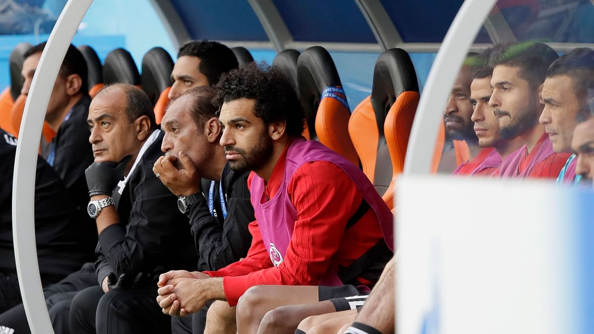 Salah Has the Chance to Get Egypt's World Cup Party Going
