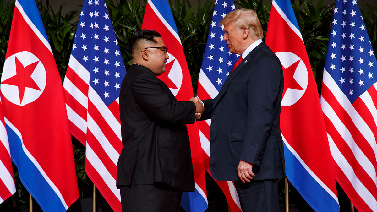 Whose Finger Is On N Korea's Nuke Button While Kim Jong Is Away?