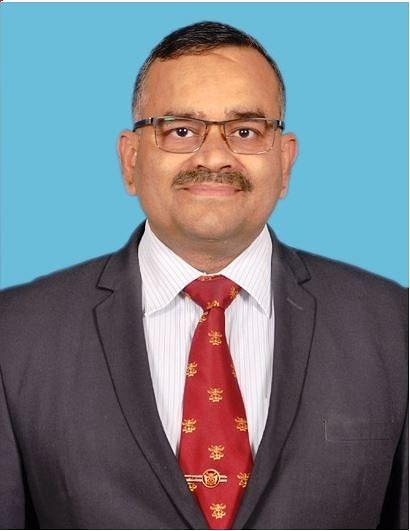 Principal Om Prakash Shukla