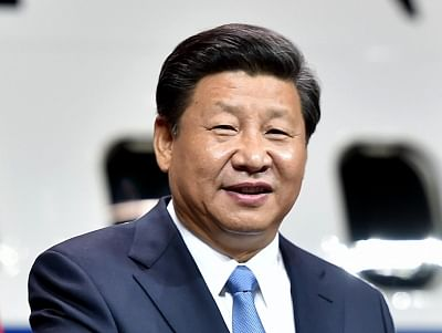 Chinese President Xi Jinping. (File Photo: Xinhua/Huang Jingwen/IANS)