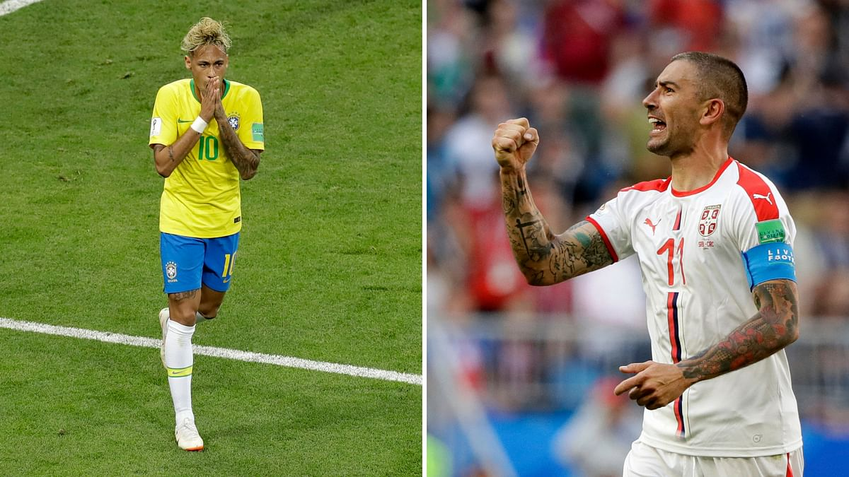FIFA WC | Wednesday 11:30pm: Serbia Feel the Heat Against Brazil