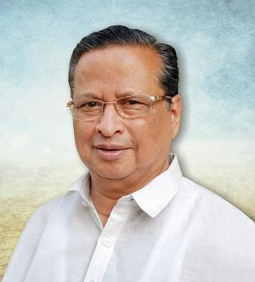 Congress chief in Odisha Niranjan Patnaik. (Photo: facebook@NPatnaikOdisha)
