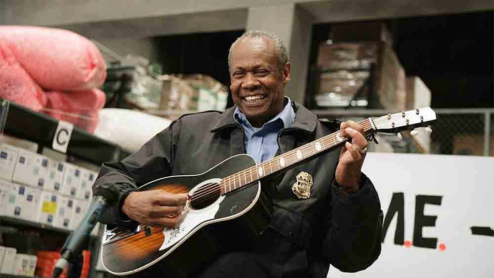 RIP Hugh Dane best known as Hank the security guard from The Office