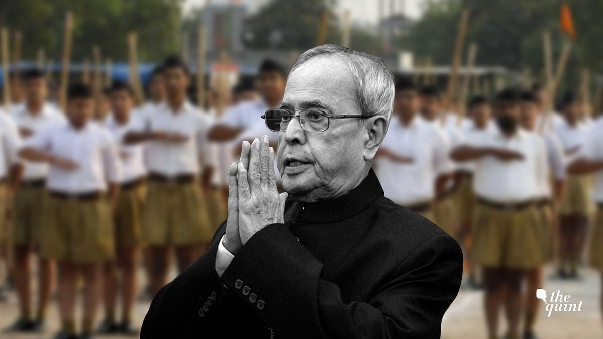 Future Historians Won't Be Kind to Pranab's Speech at RSS HQ
