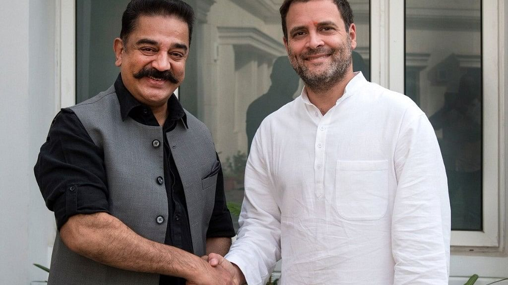 Didn't Discuss Any Alliance, says Kamal Haasan after Meeting Sonia