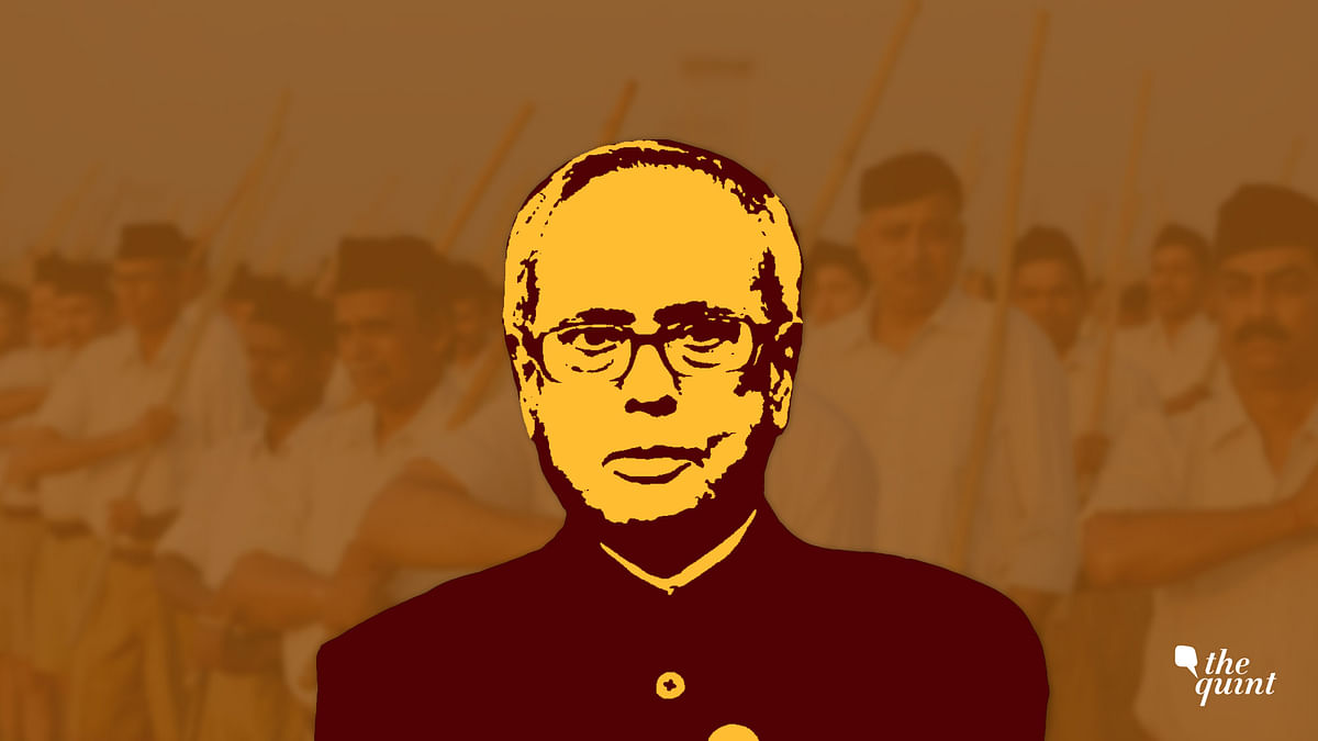 Pranab Da's RSS  Speech Will Be Remembered as an Act of Tolerance