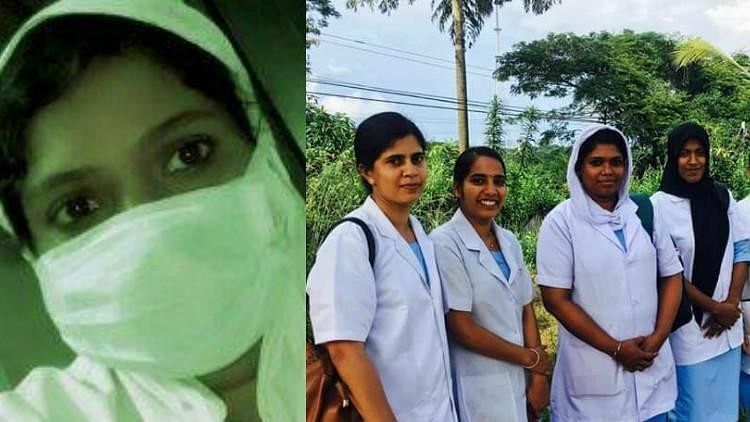 Ruby Sajna, a nurse at Kozhikode Medical College Hospital, shared an emotional post about the recovery of a Nipah-affected patient.