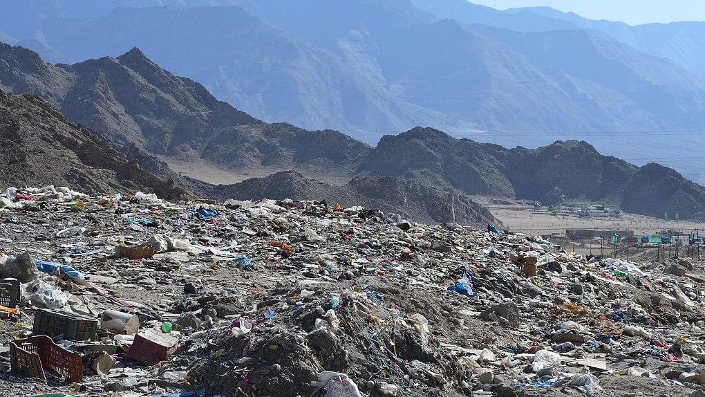 Coke Cans, Empty Wrappers: Ladakh Faces the Ugly Side of Tourism
