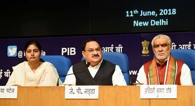 India to attain SDG target in maternal mortality much ahead of 2030: Nadda