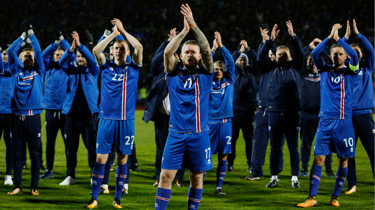 FIFA World Cup : Tiny Iceland Continues to Live the Dream