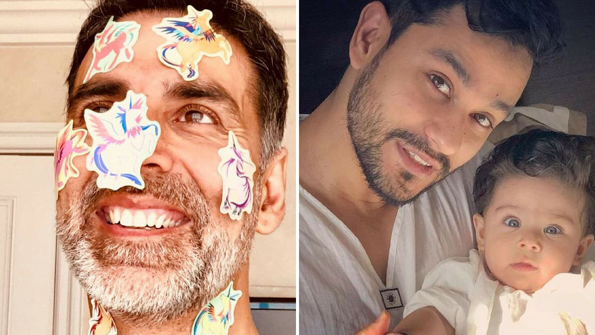 From Sanjay Dutt to Anushka Sharma, B-Town Celebrates Father's Day