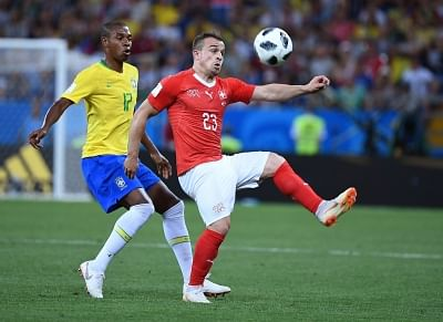 FIFA World Cup: Spirited Switzerland hold off-colour Brazil
