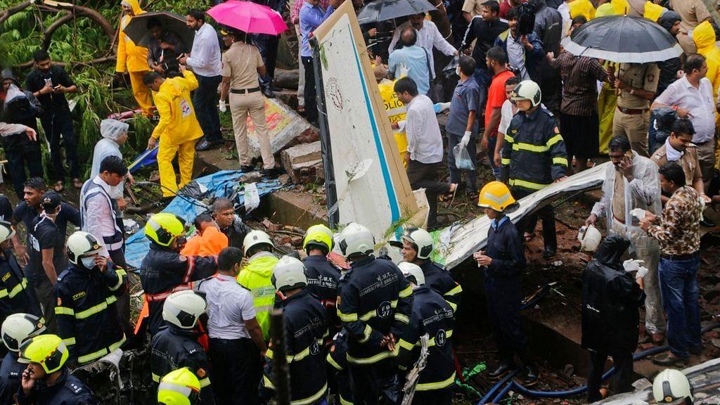 Ghatkopar Plane Crash: 'Test Flight Was Illegal,' Says Report