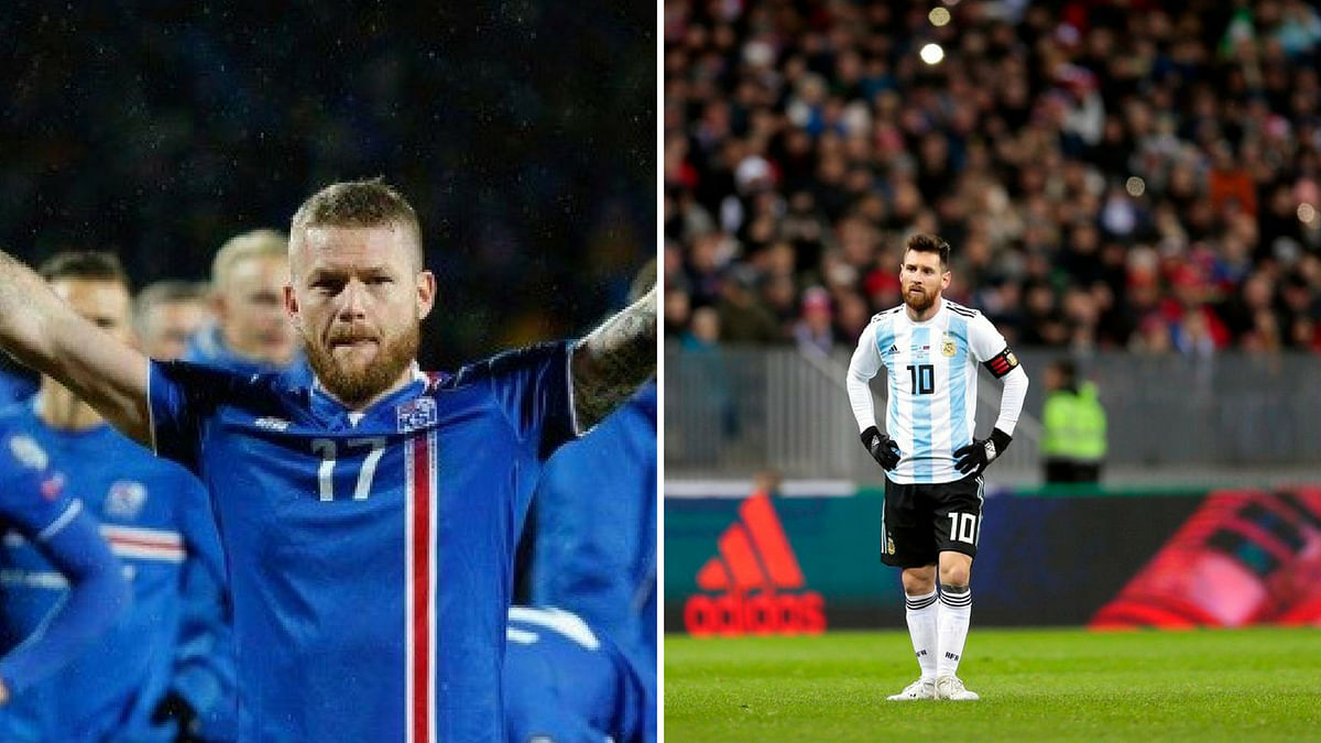 FIFA WC | Saturday 6:30 pm: Tiny Iceland Face Messi in Big Debut