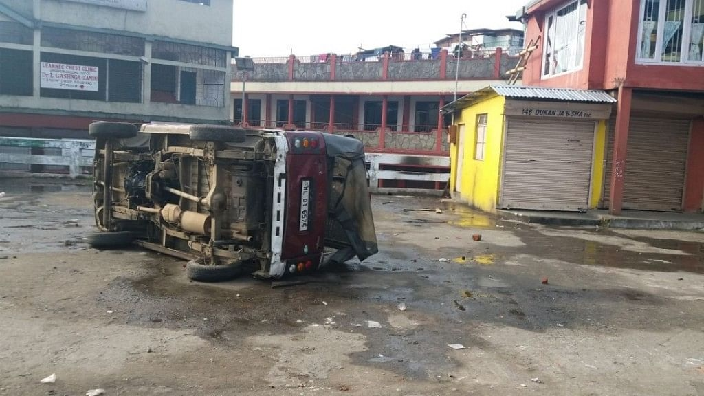 Curfew was imposed in at least 14 localities of Shillong on the night of Friday, 1 June, after clashes broke between a group of bus drivers and residents of the Motphran area.