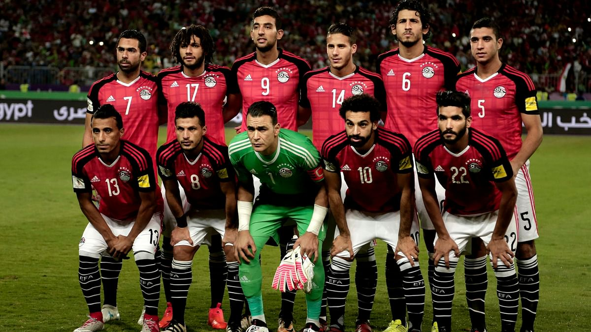 FIFA World Cup: Egypt's Hopes Rest on Mohamed Salah's Recovery