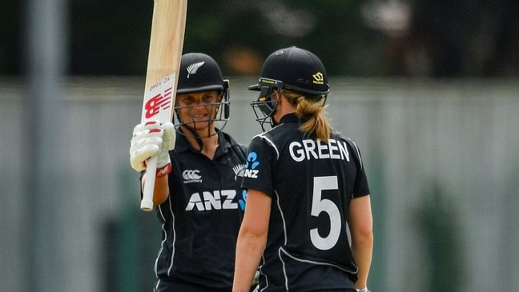 New Zealand Women Score 490/4, Break Record For Highest ODI Total