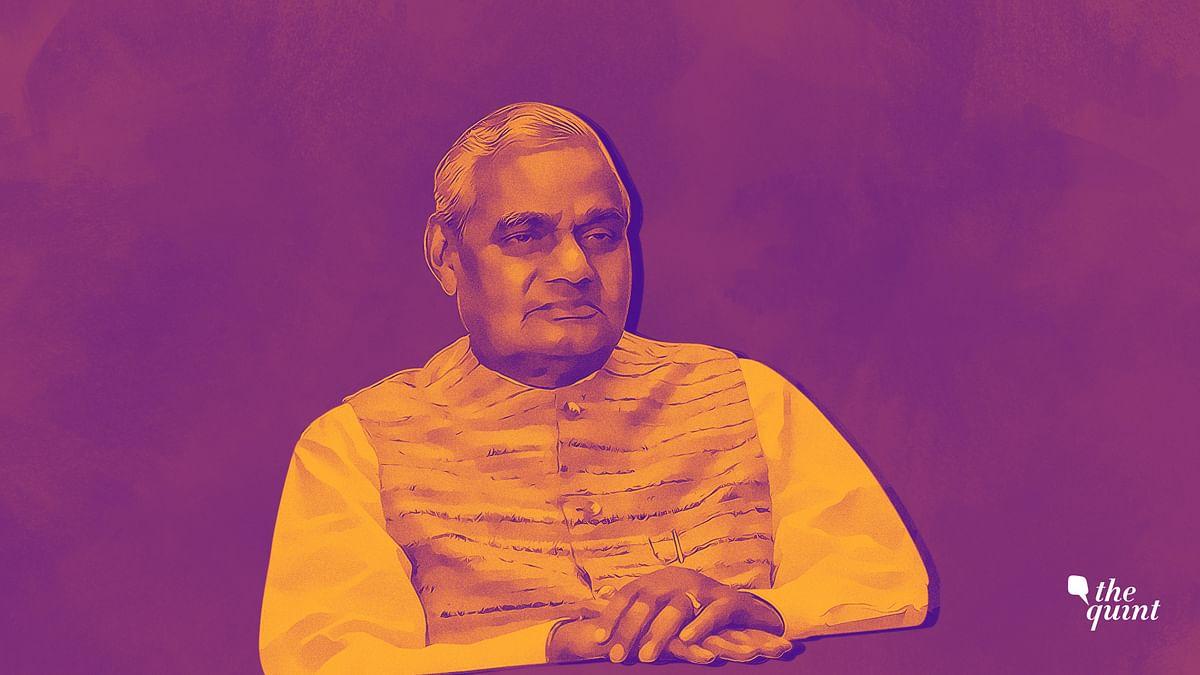 Atal Bihari Vajpayee: Poetry in My Heart, Sangh in My Soul