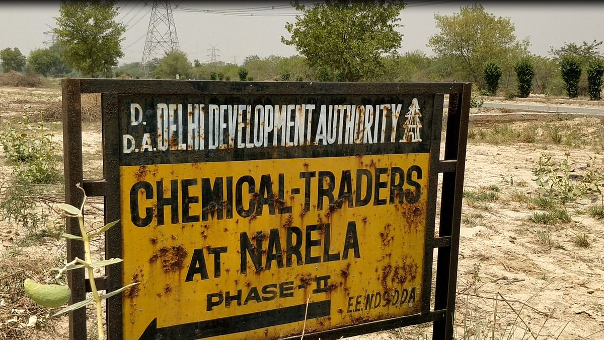 Old Delhi's Chemical Traders Fear Move to Narela