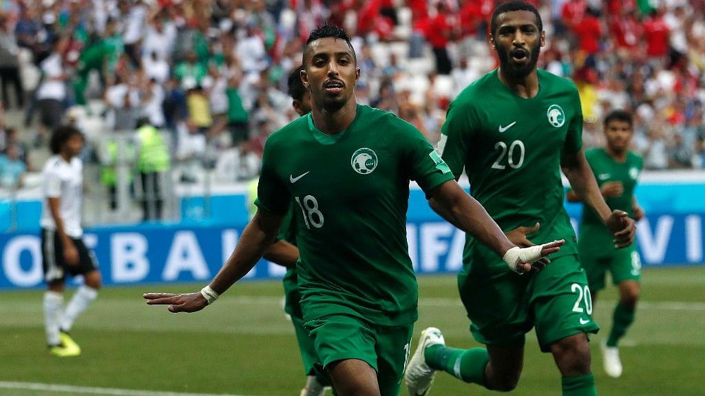 FIFA World Cup 2018: Saudis Stun Egypt 2-1 Despite Salah Strike