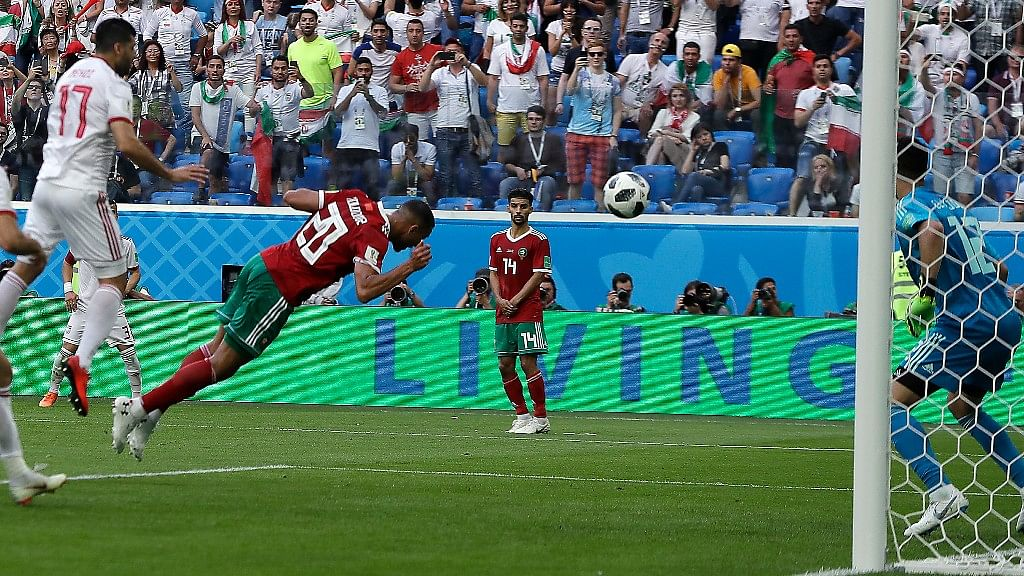 FIFA World Cup 2018: Iran Beat Morocco With Stoppage-Time Own Goal