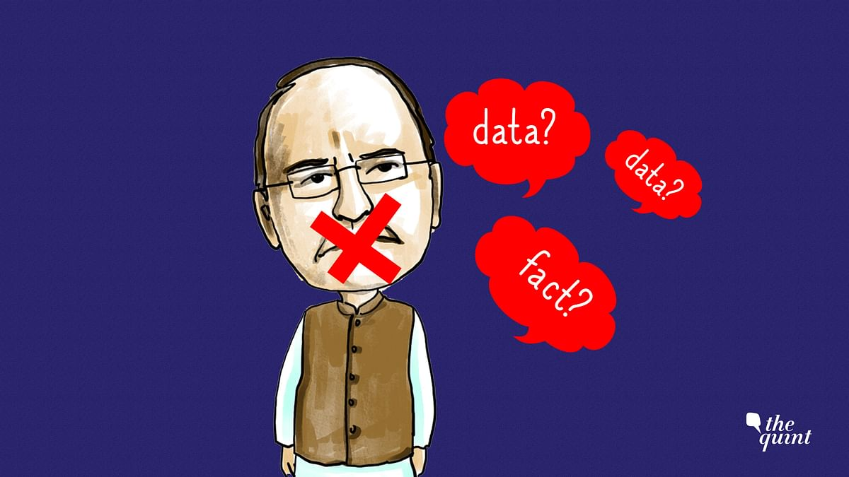 Dear Mr Jaitley, Please Exit FB To Avoid Misadventures With Facts