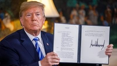 US Sanctions on Iran Deal – What Does it Mean for India & China?