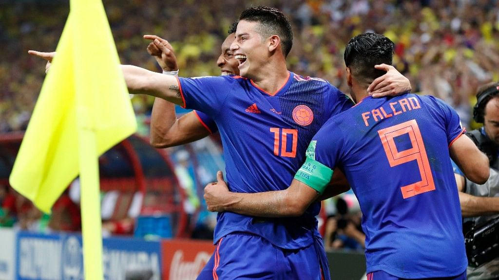 FIFA World Cup 2018: Colombia Win 3-0 to Knock Poland Out